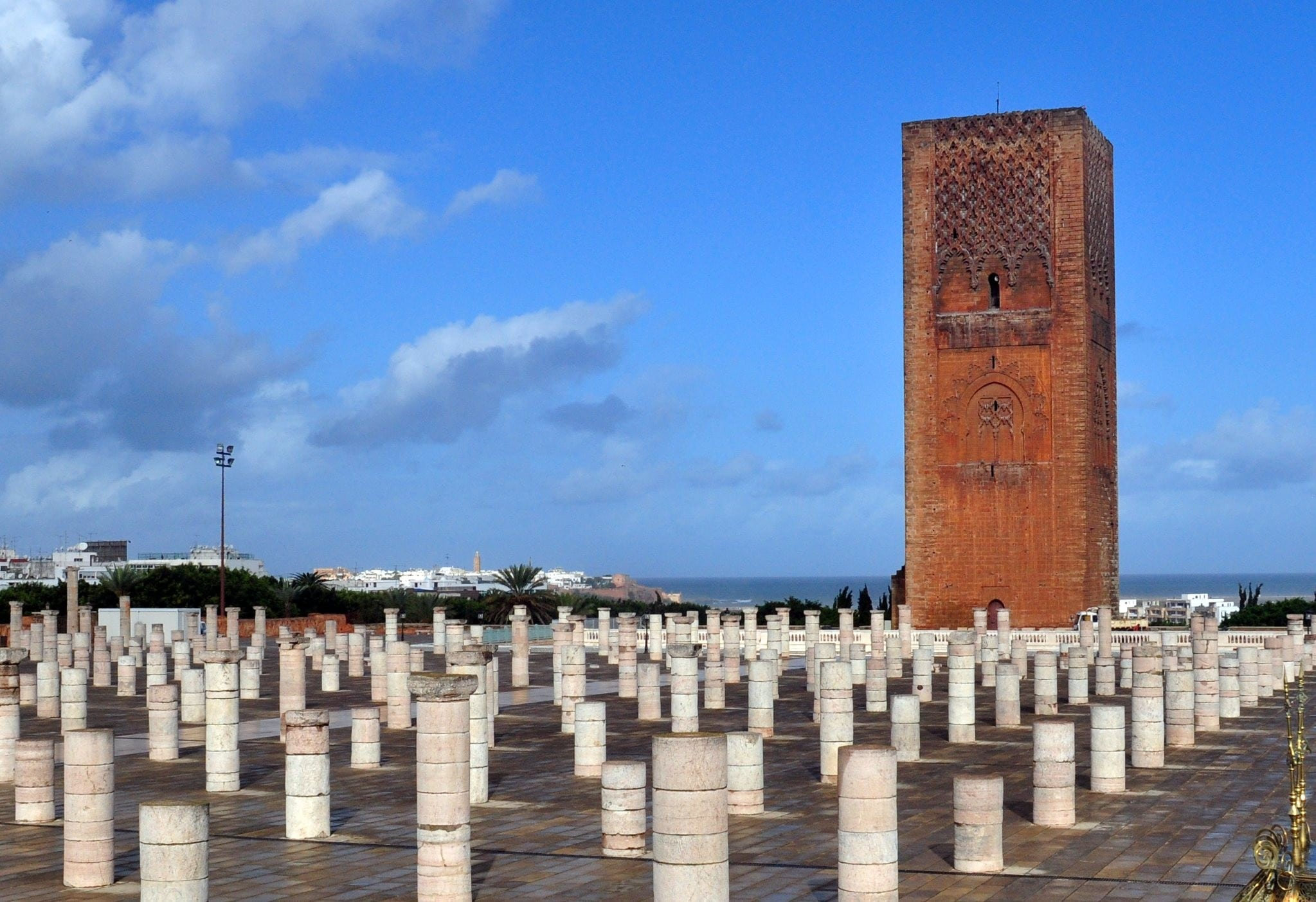 in the afternoon students will head to chellah an expansive necropolis complex outside of rabat that showcases different periods in the great