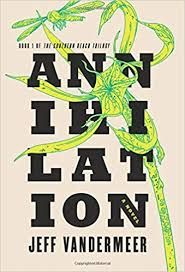 <strong>Annihilation </strong>by Jeff VanderMeer