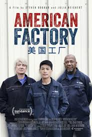 <strong>American Factory</strong><br>(Netflix)